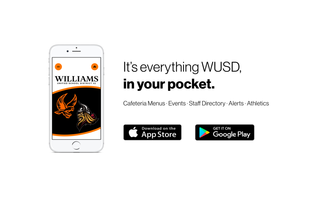It's everything WUSD, in your pocket.