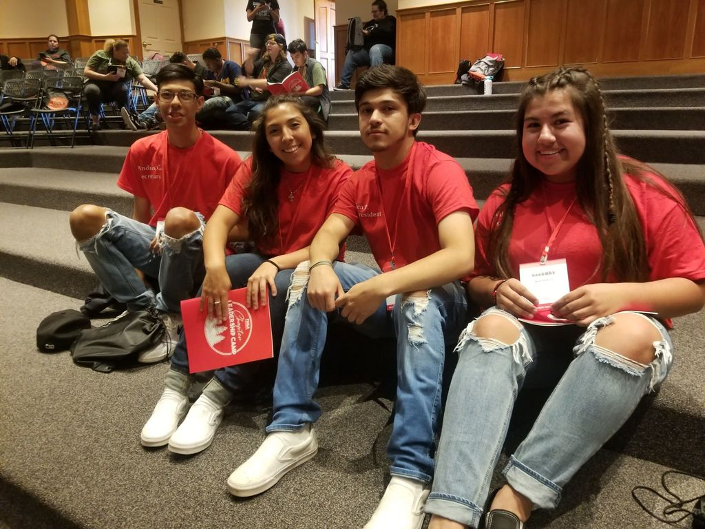 Arizona FCCLA Leadership Camp