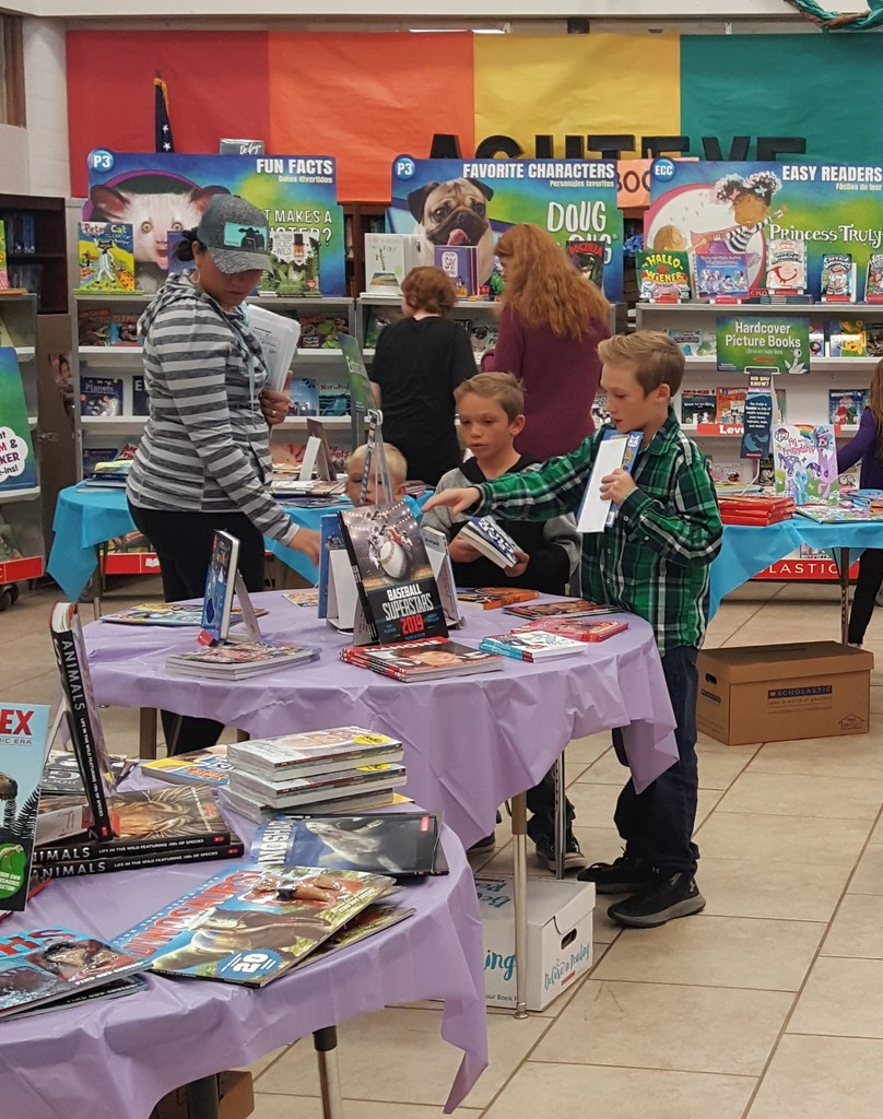 Fall Book Fair 2