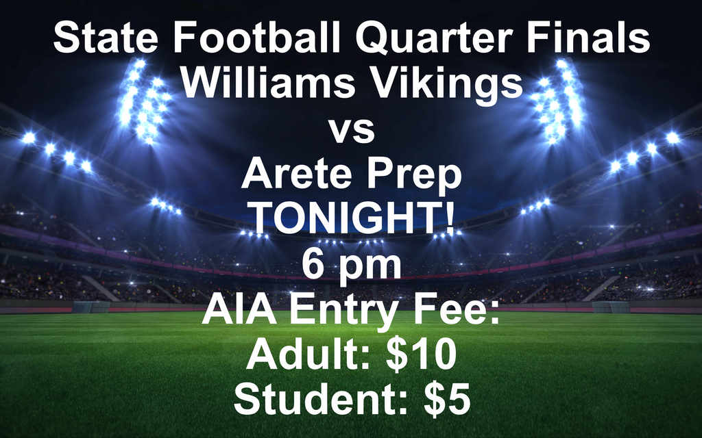 Vikings vs Arete Prep
